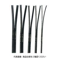 千代田通商 TEツインタッチチューブ 10mm/10m 黒 2TE-10-10 BK 1個 158-9342 (直送品)
