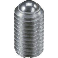 イマオコーポレーション(IMAO) ボールプランジャー(軽荷重用・SUS製)M12 BSU12 1個 105-7804 (直送品)