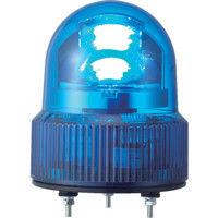 パトライト(PATLITE) SKHE型 LED回転灯 Φ118 オールプラスチックタイプ SKHE-100-B 1個 323-9977 (直送品)