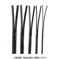 千代田通商 チヨダ TEツインタッチチューブ 4mm/100m 黒 2TE-4X2.5-100 BK 1個 158-9296 (直送品)