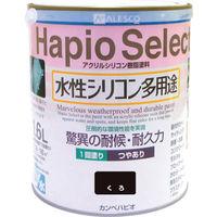 カンペハピオ(Kanpe Hapio) ALESCO ハピオセレクト1.6L 黒 616-002-16 BK 1個 320-2267 (直送品)