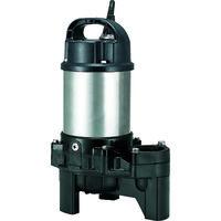 鶴見製作所 ツルミ 樹脂製汚物用水中ハイスピンポンプ 50HZ 50PU2.4S 1台 223ー2308 (直送品)
