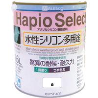 カンペハピオ ALESCO ハピオセレクト1.6L 白 61600116 1個 320ー2241 (直送品)