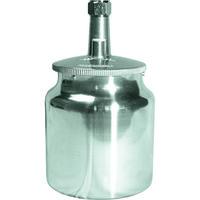 ランズバーグ・インダストリー デビルビス 吸上式塗料カップアルミ製(容量700CC)G3/8 KR4701 1個 324ー8461 (直送品)