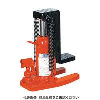 マサダ製作所 マサダ 爪長形オイルジャッキ MHC1.5SL2 1台 109ー8195 (直送品)