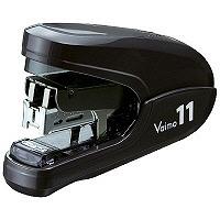 マックス ホッチキス バイモ11フラット ブラック HD-11FLK/K