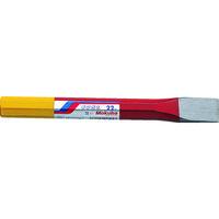 小山刃物製作所 モクバ印 平タガネ22mm200mm A1-22 1本 219-8266 (直送品)