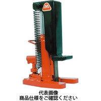 マサダ製作所 マサダ 爪付オイルジャッキ 2TON MHC2RS 1台 109ー8161 (直送品)