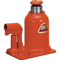 マサダ製作所 マサダ 標準オイルジャッキ 15TON MHB15 1台 109ー8471 (直送品)