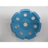 ロブテックス エビ ダイヤモンドカップホイール乾式汎用品 シングルカップ CSP4 1枚 123ー9767 (直送品)
