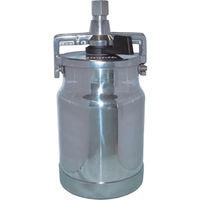 CFTランズバーグ デビルビス 吸上式塗料カップアルミ製レバータイプ(容量1000cc)G1/4 KR-555-2 1個 324-8496 (直送品)