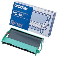 ブラザー FAXリボン PC-401 カセット付リボン47m