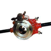 レッキス工業(REX) ラチェット式オスタ型パイプねじ切り器 112R 112R 1台 122-7530 (直送品)