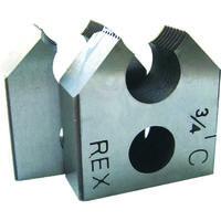 レッキス工業 REX 2RC用チェザー 19 2RCK19 1組 122ー8129 (直送品)