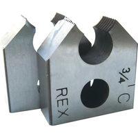 レッキス工業(REX) 2RC用チェザー 25 2RCK-25 1組(1セット) 122-8137 (直送品)
