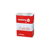 アサダ アサダ ねじ切りオイル赤 4L 85628 1缶 275ー9799 (直送品)