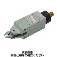 室本鉄工 ナイル 角型エアーニッパ本体(標準型)MS30 MS-30 1台 104-1746 (直送品)
