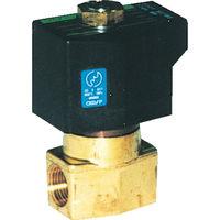 CKD CKD直動式2ポート電磁弁(マルチレックスバルブ) AB41027AC200V 1台 110ー2923 (直送品)