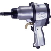 空研 1/2インチSQ 2インチロング 中型インパクトレンチ(12.7mm角) KW-14HP-2 1台 295-4303 (直送品)