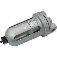 日本精器 日本精器 エアフィルタ10A BN2701A10 1個 103ー4294 (直送品)