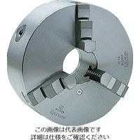 小林鉄工 スクロールチャック SC230F 9インチ 3爪 一体爪 SC230F 1台 239-1121 (直送品)