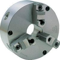 小林鉄工 スクロールチャック TC165F 6インチ 3爪 分割爪 TC165F 1台 239-1244 (直送品)