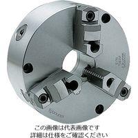 小林鉄工 スクロールチャック TC230F 9インチ 3爪 分割爪 TC230F 1台 239-1261 (直送品)
