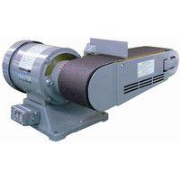 淀川電機製作所 淀川電機 ベルトグラインダー(高速型) YS1N 1台 108ー6600 (直送品)