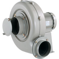 昭和電機 昭和電機 電動送風機 万能シリーズ(0.2kW) EC75T 1台 138ー4261 (直送品)