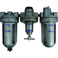 日本精器 日本精器 FRLユニット15A BN2501A15 1セット 103ー5401 (直送品)