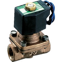 CKD(シーケーディー) パイロット式2ポート電磁弁(マルチレックスバルブ) AP11-10A-03A-AC200V 1台 110-3008 (直送品)