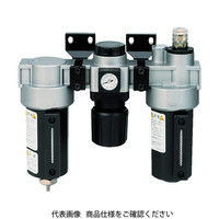 日本精器 日本精器 FRLユニット15Aモジュラー接続タイプ BN25T615 1セット 215ー5869 (直送品)