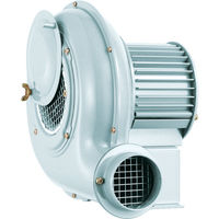 昭和電機 電動送風機 汎用シリーズ(0.04kW) SB-202 1台 138-4139 (直送品)