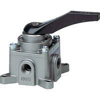 日本精器 日本精器 手動切替弁15A側面配管 BN4H41CXA15 1台 138ー4589 (直送品)