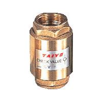 TAIYO TAIYO チェックバルブ 1/8 CV101 1個 105ー3507 (直送品)