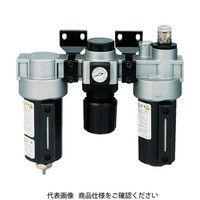 日本精器 日本精器 FRLユニット10Aモジュラー接続タイプ BN25T610 1セット 215ー5851 (直送品)