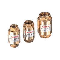 TAIYO チェックバルブ 1/4 CV102 1個 105-3515 (直送品)