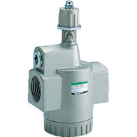 CKD(シーケーディー) スピードコントローラー SC-20A 1個 112-3556 (直送品)