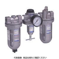 日本精器 日本精器 FRLユニット25A BN250125 1セット 103ー5428 (直送品)