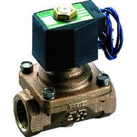 CKD(シーケーディー) パイロットキック式2ポート電磁弁(マルチレックスバルブ) ADK11-15A-02C-AC100V 1台 110-3792 (直送品)