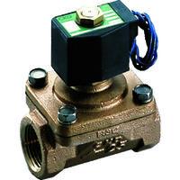 CKD(シーケーディー) パイロットキック式2ポート電磁弁(マルチレックスバルブ) APK11-15A-02C-AC100V 1台 110-3237 (直送品)
