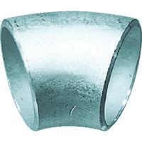 日鉄住金機工 住金 ステンレス鋼製エルボロング4 S45L10S15A 1個 160ー3787 (直送品)