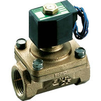 CKD(シーケーディー) パイロット式2ポート電磁弁(マルチレックスバルブ) AP11-20A-C4A-AC100V 1台 110-3491 (直送品)