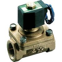 CKD(シーケーディー) パイロット式2ポート電磁弁(マルチレックスバルブ) AP11-25A-C4A-AC200V 1台 110-3521 (直送品)