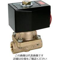 CKD(シーケーディー) パイロットキック式2ポート電磁弁(マルチレックスバルブ) APK11-15A-C4A-AC200V 1台 110-3920 (直送品)