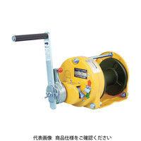 マックスプル工業 マックスプル ラチェット式手動ウインチ MR20 1台 109ー1841 (直送品)