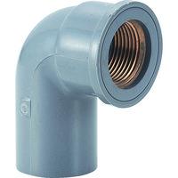 積水化学工業 エスロン TS継手 インサート給水栓用エルボ20 IWL20 1個 254ー3800 (直送品)