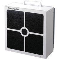 白光 白光 ハッコー420 100V 平型プラグ 4201 1個 129ー5004 (直送品)