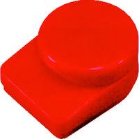 オート オート メモホルダーメモクリップマグネットタイプ赤 MC500M 1個 247ー6819 (直送品)