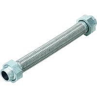 南国フレキ工業 NFK ユニオン無溶接式フレキ ユニオンFCMB 20A×300L NK110-20-300 1本 218-4087 (直送品)